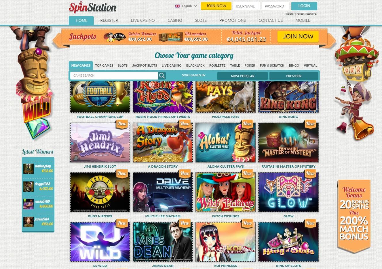 New station casino indian casino nevada