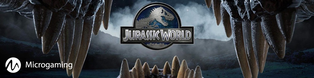 jurassic world slot machine